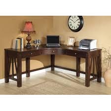 Curved Office Desk Furniture Desk Furniture Glass Office Desk L Shaped Computer Desk With Hutch