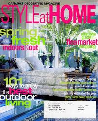 Home Decor Magazines Toronto Media Art Interiors Toronto Art Gallery