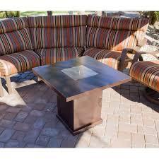 Patio Furniture With Gas Fire Pit by Az Patio Heater Hiland Propane Gas Fire Pit Walmart Com