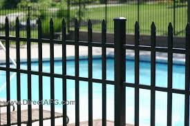 aluminum fence panels wholesale aluminum fence ornamental