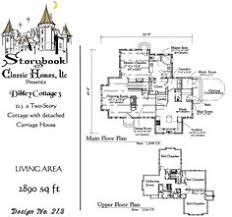 Storybook Home Design A Storybook Cottage Design Additional Plans Elevations Details