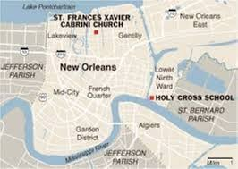 Map New Orleans French Quarter Sheaton Quarters Nola 10 Hurricane Discount Houses For Rent
