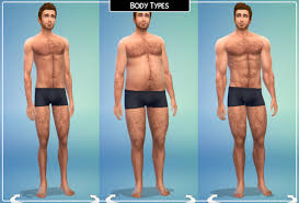 custom hair for sims 4 amazing body hair version ii the sims forums