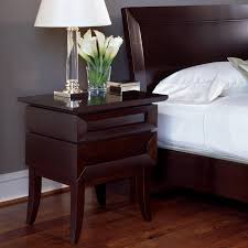 Cherry Wood Nightstands Paint Colors For Cherry Wood Furniture Uniqueness Of Black