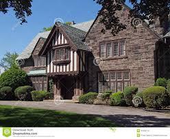 Tudor House by Charming Tudor House Plans 5 Tudor Style House Stone Details