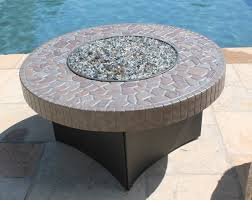 Outdoor Table With Firepit by Coffee Table Awesome Best Propane Fire Pit Rectangular Fire Pit