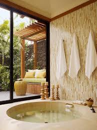 earth tone bathroom ideas bathroom tropical with earth tones tub