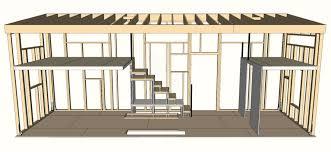 tiny house floor plans 12x24 wood floors