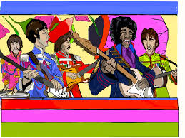 Radio One Jimi 39 The Beatles And Jimi Hendrix Something About The Beatles