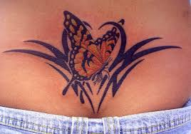 butterfly on hip for meaning pictures