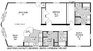 double wide floor plan 10 great manufactured home floor plans mobile home living