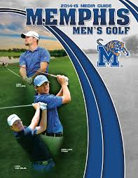 lexus of memphis ridgeway 2014 15 memphis men u0027s golf media guide by university of memphis