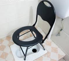 chaise perc e pliante assis hauteur 38 cm pliant chaise percée femme enceinte chaise de