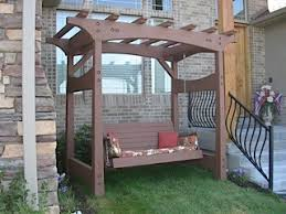 Backyard Swing Sets For Adults by What Is The Most Durable Wood To Use For An Outdoor Swing Set