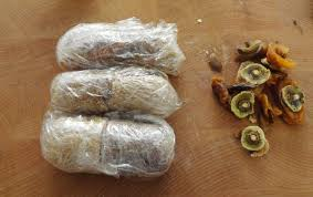 gotgamssam walnuts wrapped in persimmons recipe maangchi com