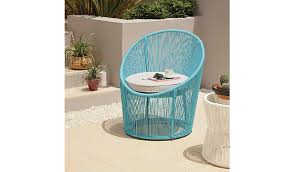 Egg Bistro Chairs Primo Egg Bistro Chair Blue Garden Furniture George At Asda