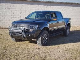 Ford Raptor Bumpers - throttle down kustoms offers bolt on bumper for raptor