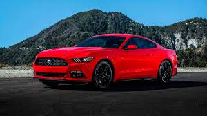2016 ford mustang 2016 ford mustang ecoboost review with photos specs and price