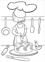 15 best occupation coloring sheets images on pinterest community