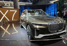 concept bmw bmw x7 concept previews new full size 3 row suv