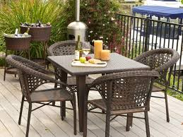 wicker commercial outdoor patio furniture norwich 5 piece outdoor