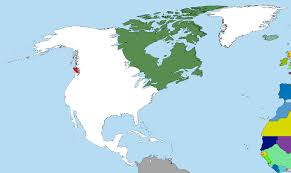 North America Climate Map by Mcxii Map 5 North America Briania Alternate History Discussion