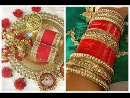 indian wedding chura chura design for indian bridal part 1