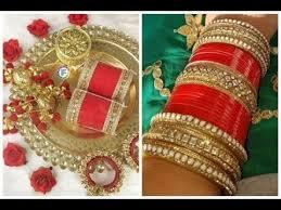 indian wedding chura chura design for indian bridal part 1