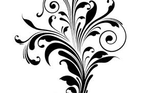 handy roundup of free vector ornaments flourishes