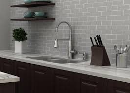 semi professional kitchen faucet standard press edgewater pull kitchen faucets offer