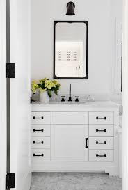 Bathroom Vanity New York by Best 25 Black Bathroom Vanities Ideas On Pinterest Black