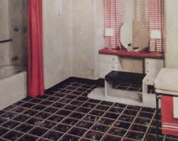 Bathroom Vinyl Flooring by Vinyl Flooring Etsy