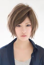 just below the chin length bob haircut the best short haircuts by face shape