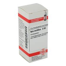 K He M El Kaufen Apis Mellifica D 30 Globuli 10 Gramm N1 Online Bestellen Medpex
