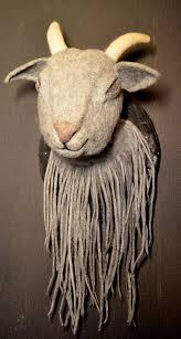 Goat Home Decor Goat Home Decor Needle Felted Goat Dolls Interior Doll Goat