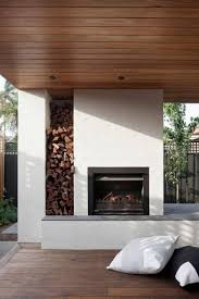 outdoor fireplaces ideas for garden terrace and balcony hommeg