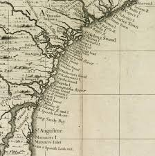 St Augustine Florida Map by Siege Of St Augustine 1702 Wikipedia