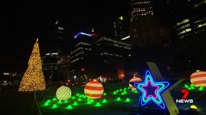 perth christmas lights trail starts tonight