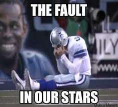Funny Tony Romo Memes - the tony romo story funny