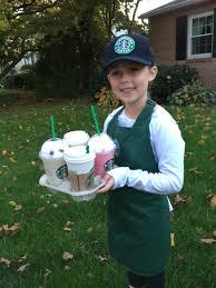 starbucks barista costume halloween pinterest starbucks