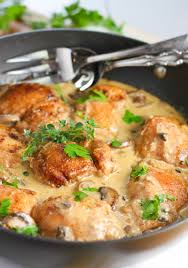 mushroom gravy its not easy easy one skillet pork chops in mushroom gravy laughing spatula