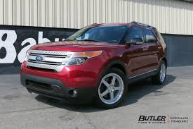 Ford Explorer Accessories - ford explorer vehicle gallery at butler tires and wheels in