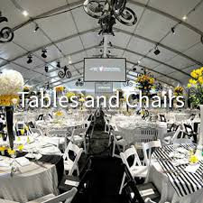 Table And Chair Rentals Near Me Corporate Events Corporate Tent Rentals Aable Rents
