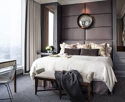 Designed Bedrooms Powell And Bonnell Design Inc Elegantly Designed Bedroom In A