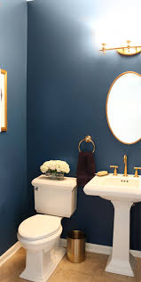 Powder Room Reno 7 Best Powder Room Images On Pinterest Navy Bathroom Nautical