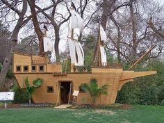 Pirate Ship Backyard Playset by Having Kids Is Just An Excuse To Have All This Awesome Stuff To
