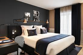 hôtel square louvois chambre avec dressing