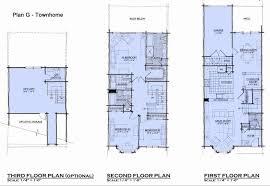 3 storey house plans uncategorized three story house plans in modern 3 storey