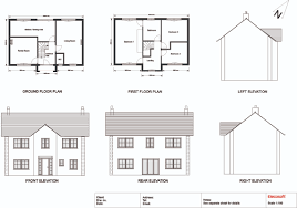 townhouse designs and floor plans uk