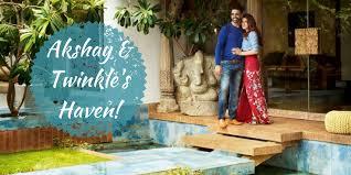 akshay kumar u0026 twinkle khanna u0027s mansion is decor at its best